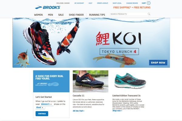 Homepage Banner